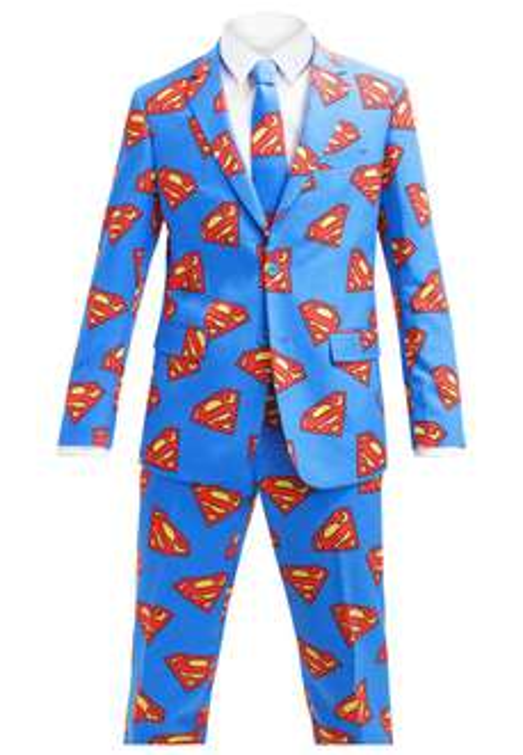 Garnitur Oppo Suits w logo Supermana 45% taniej @ Zalando