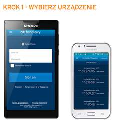 tablet Lenovo Tab 2 A7-30 lub telefon Samsung Galaxy J1 w zamian za otwarcie karty kredytowej (Citibank)