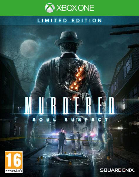 Murdered: Soul Suspect Limitowana Edycja na Xbox ONE za około 96zł! @ Zavvi
