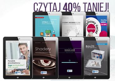 Informatyka wyd. PWN 40% taniej @ ebookpoint.pl