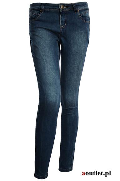 Damskie jeansy skinny New Look za 59 zł @ Aoutlet.pl