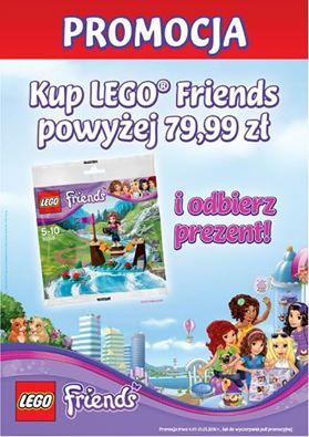 Zestaw LEGO Friends 30398 Przygoda na moście GRATIS przy zakupach powyżej 79,99