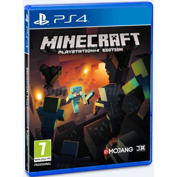 Minecraft (PS4) za 49 zł @ Komputronik