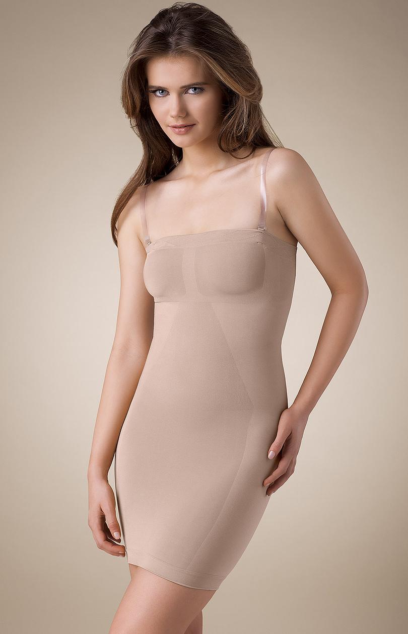 Bielizna korygująca Mona Shapewear - Dress tuba koszulka za 29,90zł @ Intymna.pl