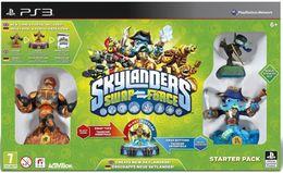 Skylanders Swap Force (Starter Pack) na PS3 za 79,99zł @ Empik