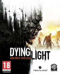 Dying Light promocja Techlandu PC/PS4/XO