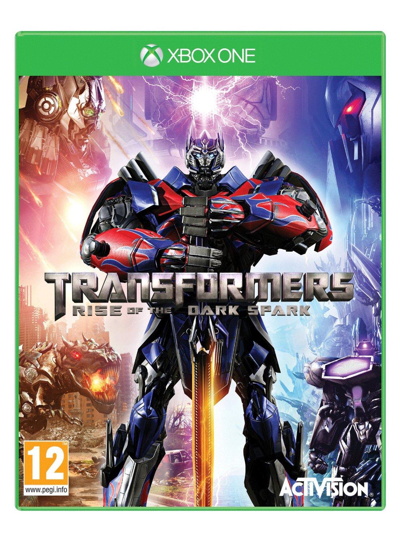 Transformers: Rise of the Dark Spark [XBOX ONE] za 53zł z dostawą @ Amazon.fr