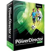 CyberLink PowerDirector 12 LE ZA DARMO @ Shareware On Sale