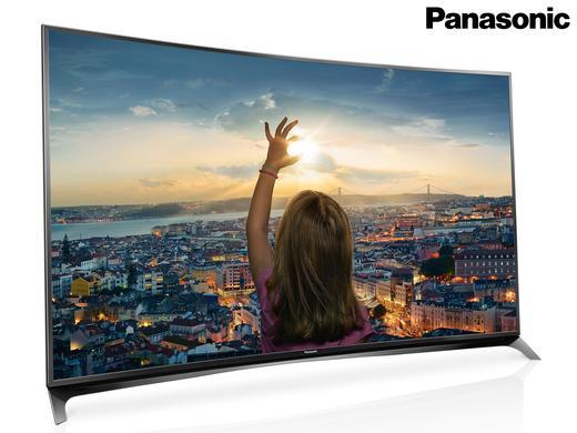 """Zakrzywiony telewizor Panasonic TX-55CR850E (55"""", 4K) za 7539,9zł @ iBOOD"""