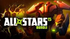 All Stars 5 Bundle za ~ 8,5zł (m.in: Painkiller, Planetary Annihilation, Rise of the Triad) @ Bundle Stars