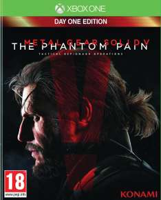 Metal Gear Solid V : The Phantom Pain (Day One Edition) [Xbox One] za 124,99zł @ KonsoleiGry