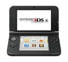 Nintendo 3DS XL (Silver/Black) za ok. 460zł @ Amazon.uk
