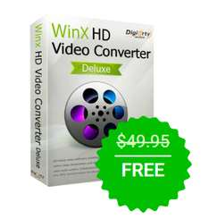 Programy Gratis: WinX HD Video Converter 5.9.1 @Digiarty