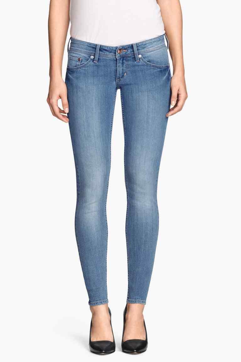 Damskie dżinsy za 35zł + darmowa dostawa @ H&M
