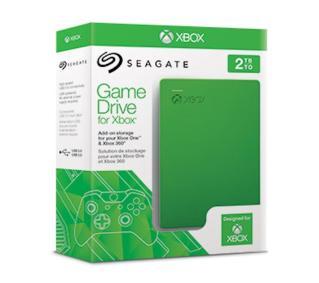 Dysk dla Xboxa Seagate Game Drive 2TB za 399 zł @ Euro
