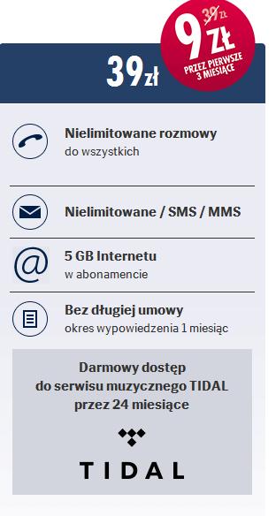 No limit na rozmowy i sms-y oraz 5GB Internetu za 9zł przez 3 m -ce @ Red Bull Mobile