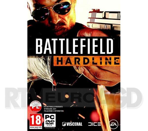 Gry Electronic Arts na PC po 35zł (Battlefield: Hardline, FIFA 15, SimCity, NFS: Rivals) @ EURO