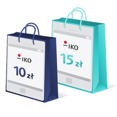25zł za korzystanie z aplikacji płatniczej IKO @ Inteligo