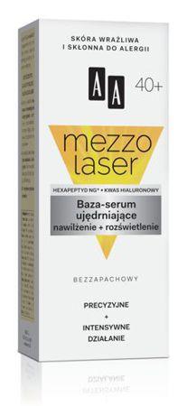 -80% AA Mezzolaser 40+ Baza-serum ujędrniające @ Kosmetyki AA