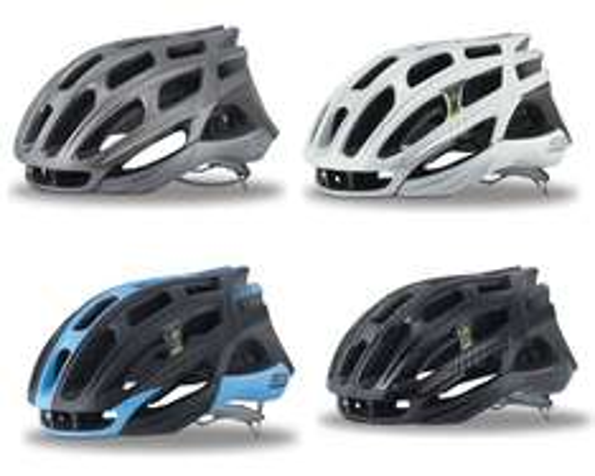Kask rowerowy Specialized S3 (szary) za 236,17 z dostawą @ CycleStore