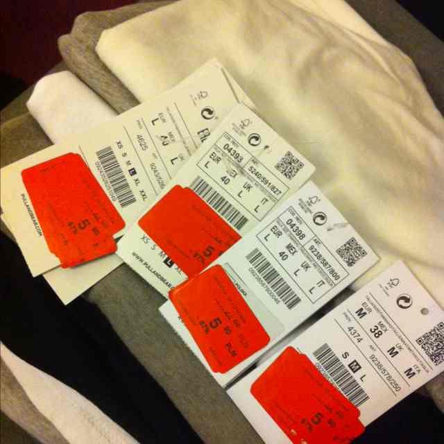 koszulki pull&bear po 5,90