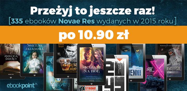 335 ebooków po 10,90 zł @ ebookpoint.pl