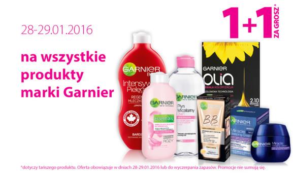 Drugi produkt marki Garnier za 1 GROSZ @ Hebe