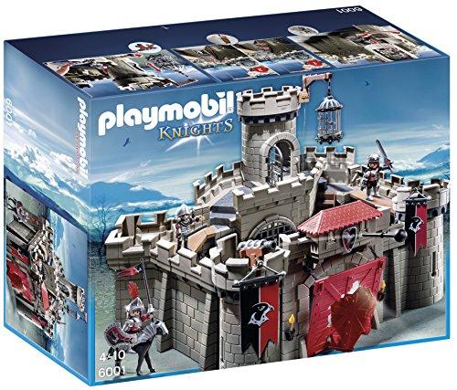 Playmobil 6001 - Zamek Rycerski Herbu Sokoła @ Amazon.co.uk