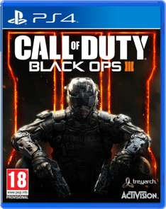 Call Of Duty Black Ops III [Playstation 4] @ Amazon.co.uk