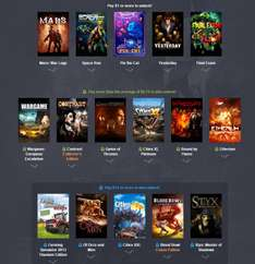 Gry Focus Home Interactive od ~ 4,1zł @ Humble Weekly Bundle