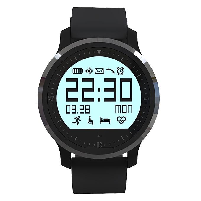 Makibes F68 - dobry smartwatch za niską cene + kupon @Geekbuying