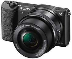 Aparat Sony ILCE5100L z obiektywem 16-50mm za 1659zł @ Amazon.co.uk