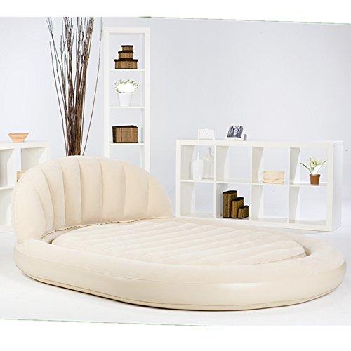 Dmuchane łóżko z oparciem Bestway (2 os.) za 97zł z dostawą @ Amazon.de