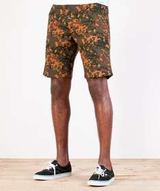Szorty Obey Quality Dissent Recon Short Blotch Camo za 174zł @ THEAVENUE