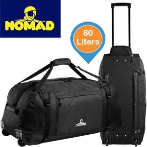 Torba podróżna z kółkami NOMAD 80l za 149,90zł z wysyłką @ iBood