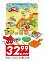 Ciastolina Play-Doh zestaw Pizza za 32,99zł @ Auchan