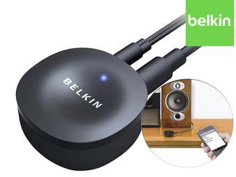 Odbiornik bluetooth audio Belkin za 69,95 zł @ iBood