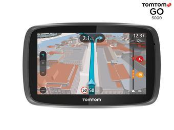 Nawigacja TomTom Go 5000 za 709,50 zł @ iBood