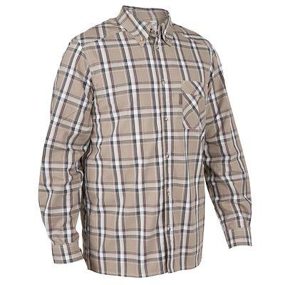 Koszula męska Steppe 100 Solognac za 24,99zł @ Decathlon