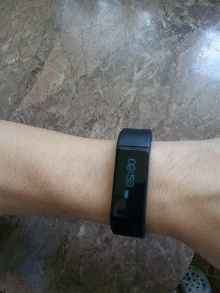 SUPER CENA! Smartwatch I5 Plus - Real fotki (moje) @Geekbuying