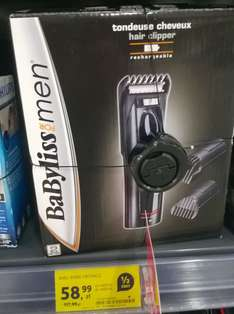 Strzyżarka BaByliss for men w Tesco