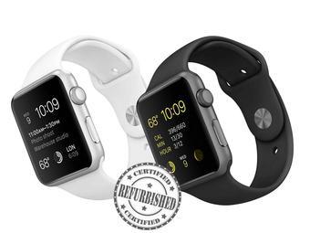 Apple Watch Sport 42mm (recertyfikowany) za 1584,9zł @ iBOOD