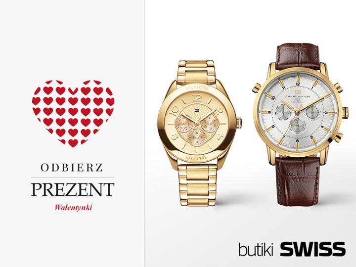 Bransoletka GRATIS przy zakupie zegarka @ Swiss