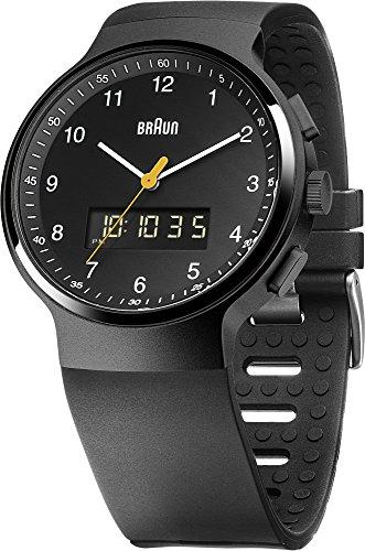 Zegarek męski Braun (BN0159BKBKG) za ok. 485zł @ Amazon.de