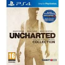 UNCHARTED: THE NATHAN DRAKE COLLECTION [Playstation 4] za 125zł z dostawą @ TheGameCollection