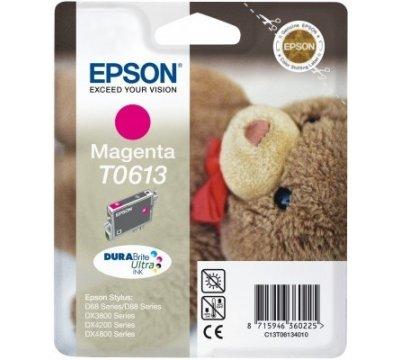 Tusz EPSON T0613 (D68) Magenta