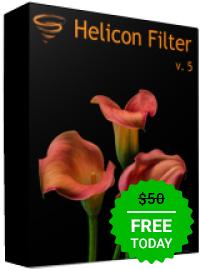 Helicon Filter Stereo 5.5.4 tylko dziś za darmo!