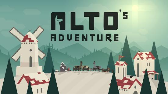 Alto's Adventure za darmo @ Google Play