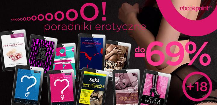 Poradniki erotyczne 69% taniej @ ebookpoint.pl