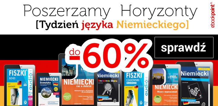 Fiszki audio od 4,40 zł i inne. Tydzień języka niemieckiego @ ebookpoint.pl